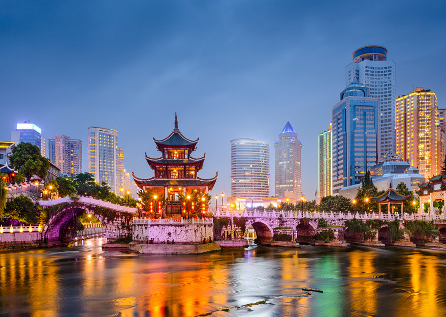 Honeymoon in China: Discover the Exotic Nature of the Orient