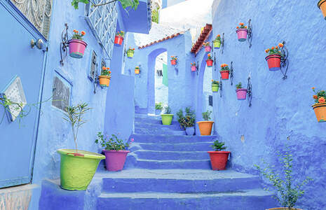 Get married in Morocco