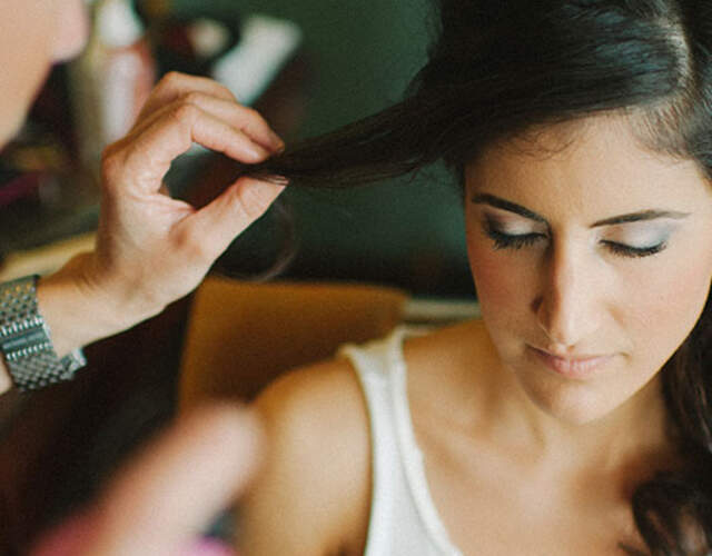Bridal Hair and Makeup in New South Wales